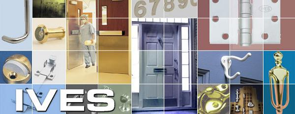 Click to browse: Ives door hardware & accessories